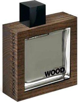 Dsquared He Wood Rocky Mountain 50 ml Vīriešu Smaržas