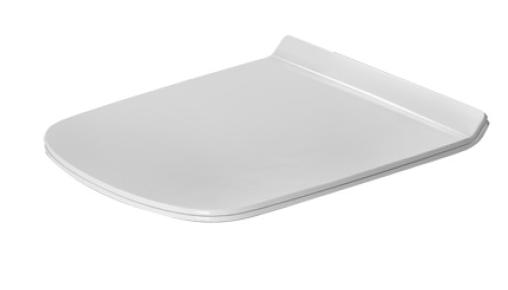 Toilet seat Duravit DuraStyle white (0063710000)