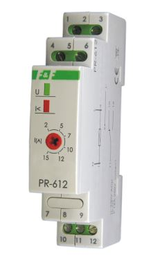 F & F Priority relay for direct connection 230V 16A - PR-612