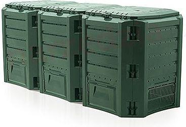 Prosperplast Compo-Component Module 1200L 198 x 71.9 x 82.6cm green (IKSM1200Z-G851)