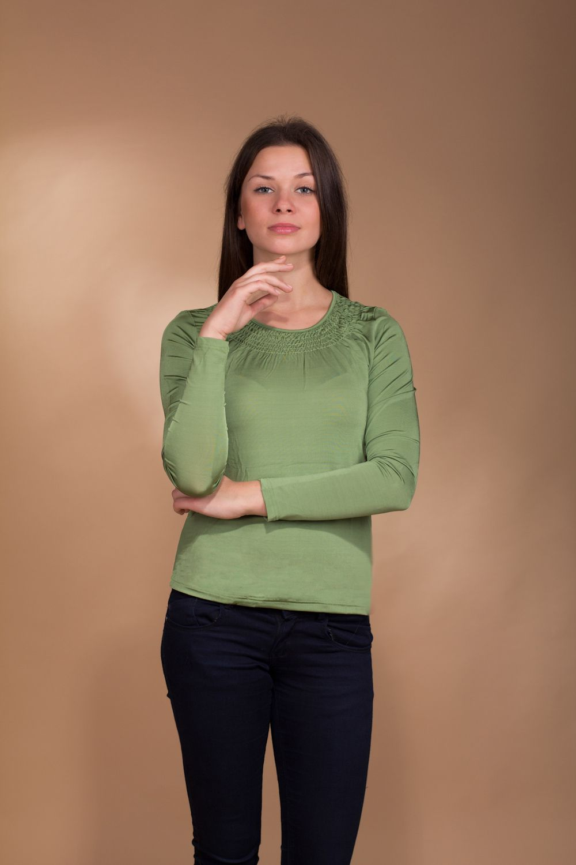 Lookat Bluzka Rossa 3014 zielona r. S 18646 Blūzes sievietēm