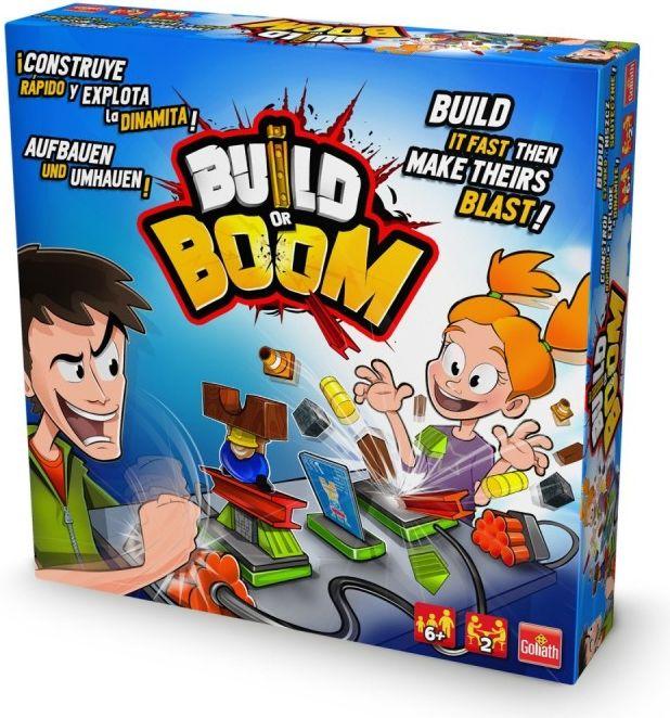 Goliath Build or Boom 77106 p6 galda spēle