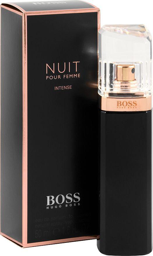 HUGO BOSS Nuit Pour Femme Intense EDP 30ml 737052852935 Smaržas sievietēm