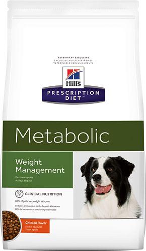 Hills  Prescription Diet Metabolic Canine 12kg barība suņiem