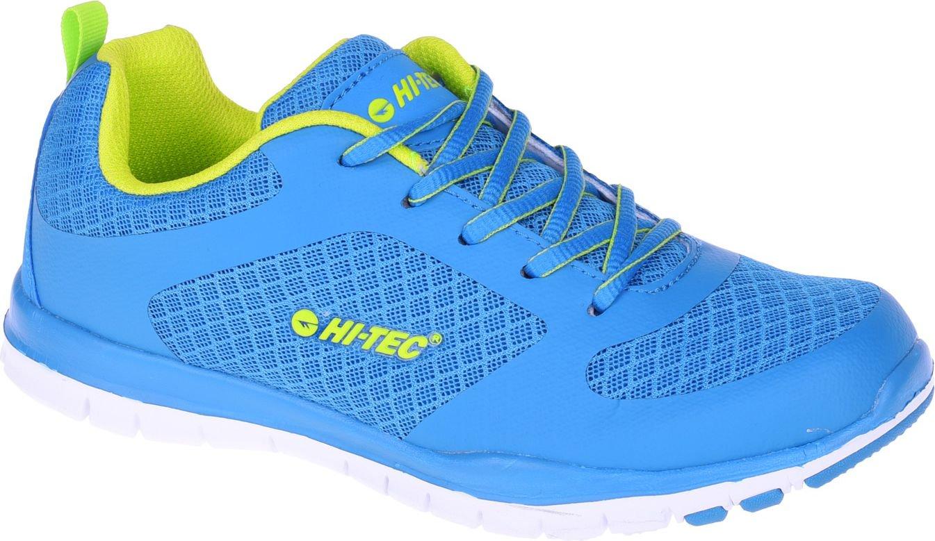 Hi-tec Buty juniorskie BARIKI JR BLUE/LIME r. 40 5901979014775