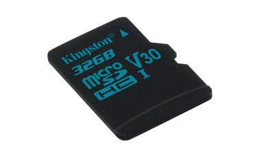 Kingston 32GB microSD Class U3 UHS-I 90R/45W atmiņas karte