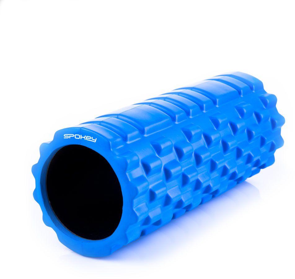 Spokey TEEL II massage roller blue masāžas ierīce