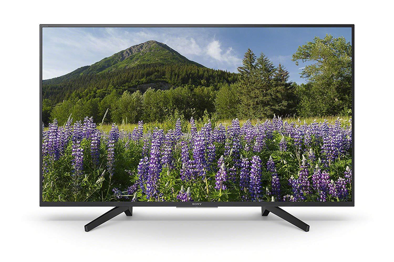 Sony BRAVIA KD-49XF7005 - 49 - LED-TV - SmartTV, 4K, WLAN, HDR10 LED Televizors