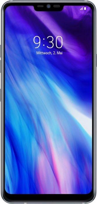 LG G7 ThinQ 64GB, Platinum Grey Mobilais Telefons