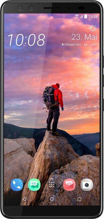 HTC U12+ Dual SIM Ceramic Black 64GB Mobilais Telefons