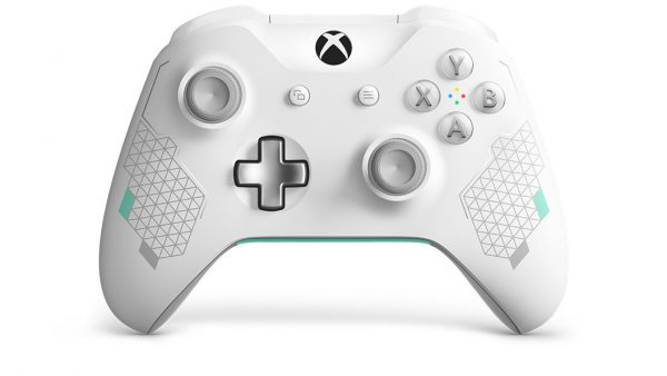 Microsoft XBOX ONE Wireless controller Sports White Special Edition spēļu konsoles gampad