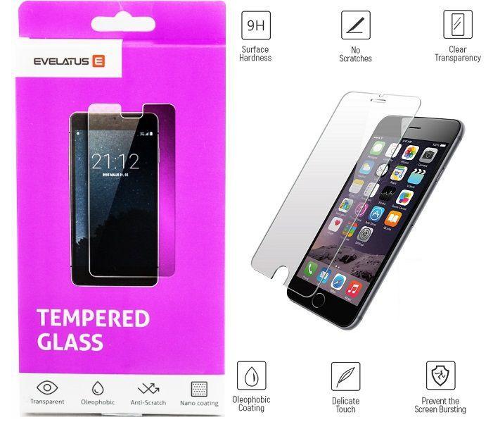 Evelatus Samsung A5 2017 A520 Tempered Glass aizsardzība ekrānam mobilajiem telefoniem