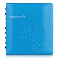 Fujifilm Instax Mini Photo Album blue for 64 photos   70100118320