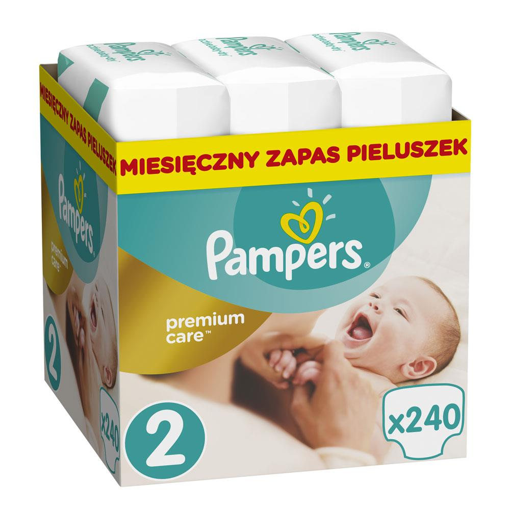 Pampers Premium Monthly Box S2 240