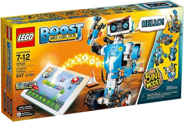 LEGO Boost 17101 Creative Toolbox LEGO konstruktors