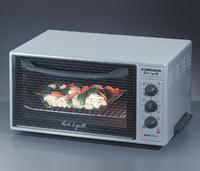 Rommelsbacher Mini oven BG 1600 40 L, Table top, Silver/black, 1600 W