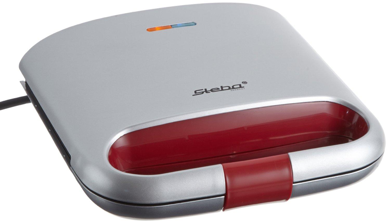 Steba Sandwich toaster SG 16 white/rd Tosteris