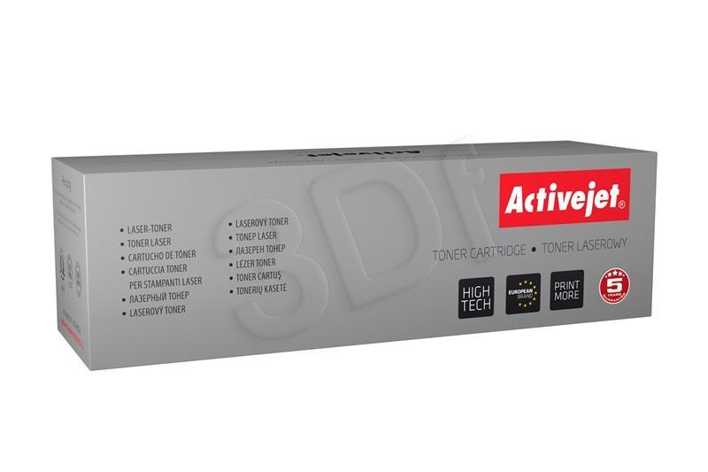 Toner Activejet ATP-KXFA76N (replacement Panasonic KXFA76; Supreme; 2000 pages; black) ATP-KXFA76N