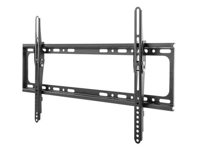 Natec TV wall mount/bracket (40''-65'') tilt, up to 50kg,VESA max 600x400,black TV stiprinājums