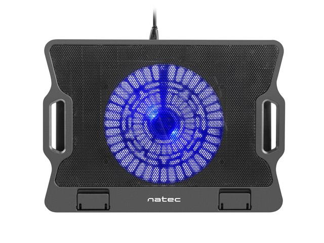 Cooling pad for Dipper notebook backlight, 2xUSB portatīvā datora dzesētājs, paliknis