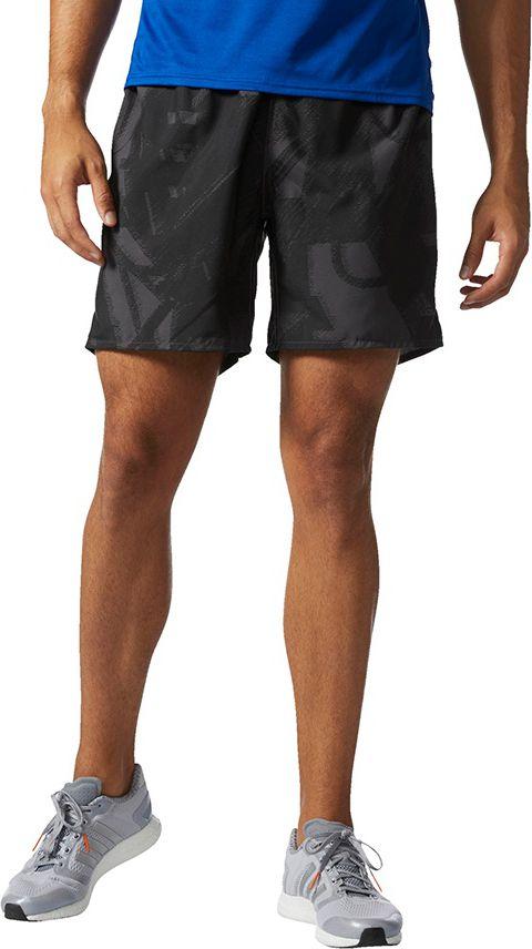 Adidas Spodenki meskie 7'' Supernova Tko Reversible Short Men czarne r. M (B28236) B28236