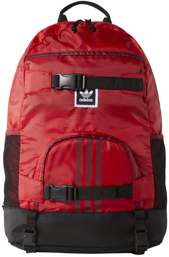 Adidas Plecak sportowy Granite Bag czerwony  (BR3846) BR3846 Tūrisma Mugursomas