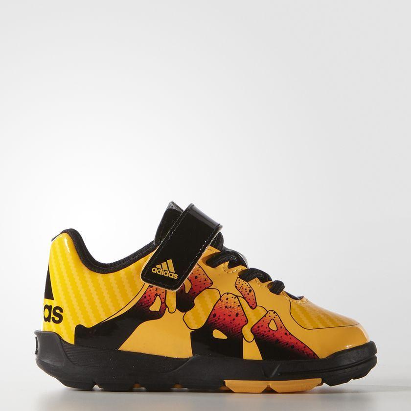 Adidas Buty dzieciece FB X INFANT pomaranczowe r. 21 (AF3906) 18426