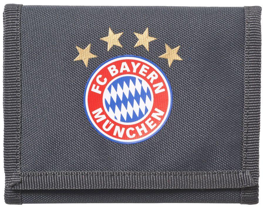 Adidas Portfel FC Bayern czarny (S95142) S95142
