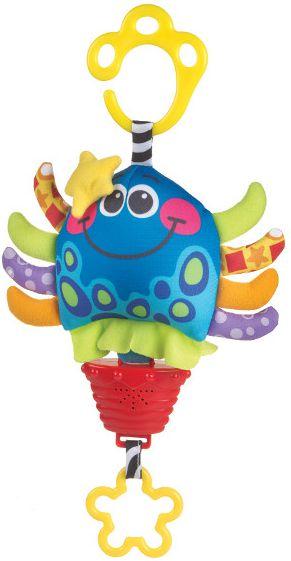 Playgro Music Box - Squid  6/24 bērnu rotaļlieta