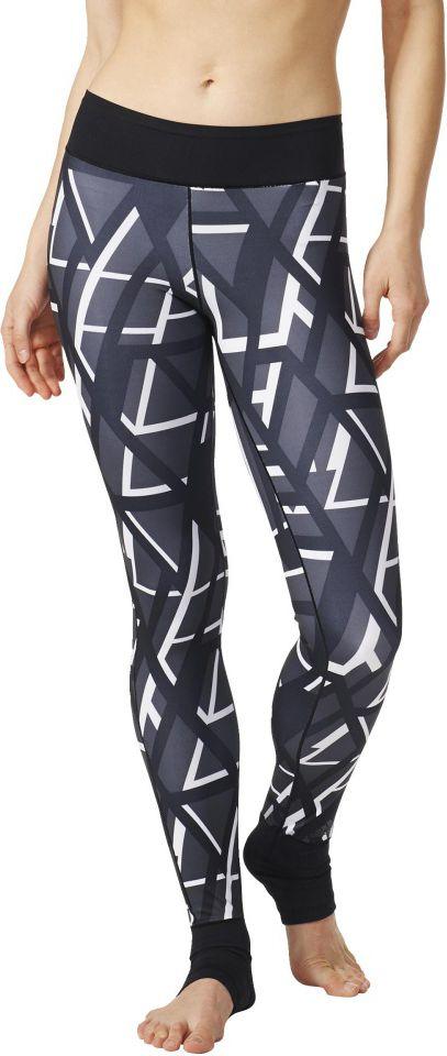 Adidas Legginsy Workout Super Long Tight czarne r. S (AJ5063) AJ5063