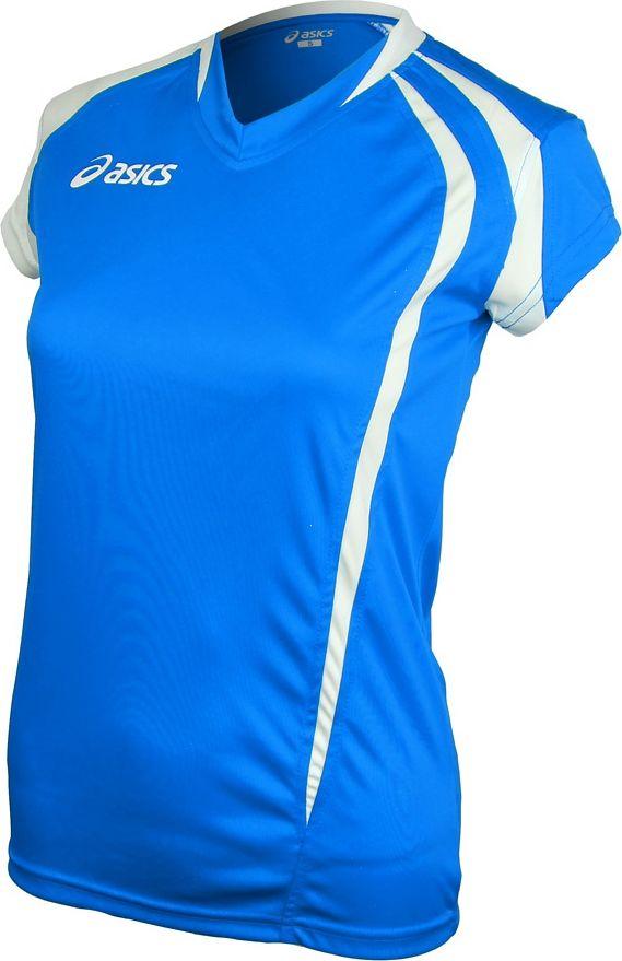 Asics Koszulka damska Fanny niebieska r. XL (T751Z1.4301) T751Z1.4301