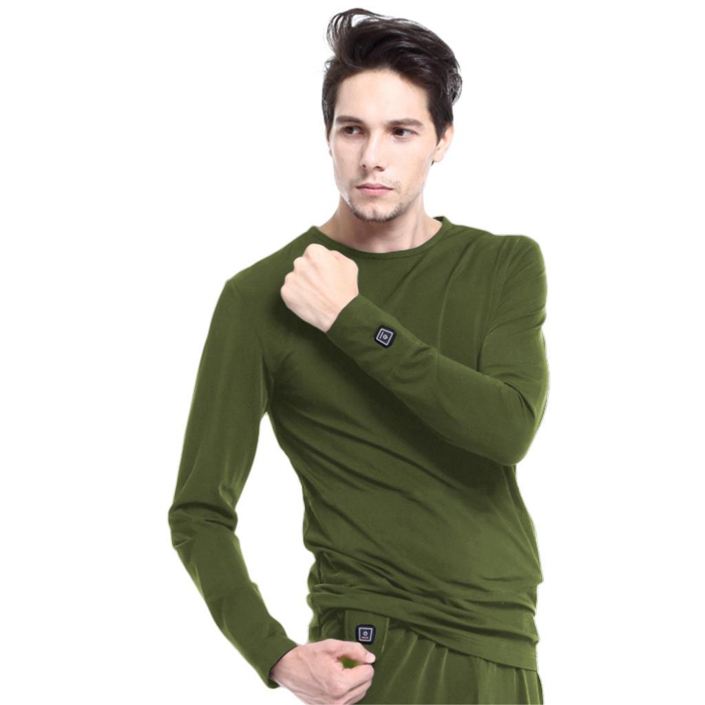 Glovii bluza ogrzewana rozm. L zielona