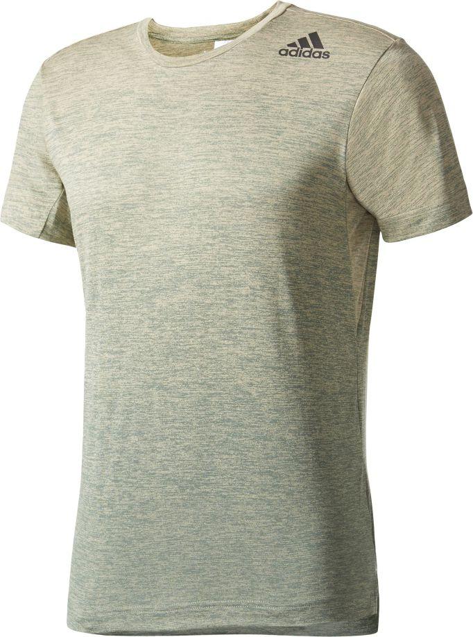 Adidas Koszulka meska FreeLift Gradient bezowa r. XL BK6197