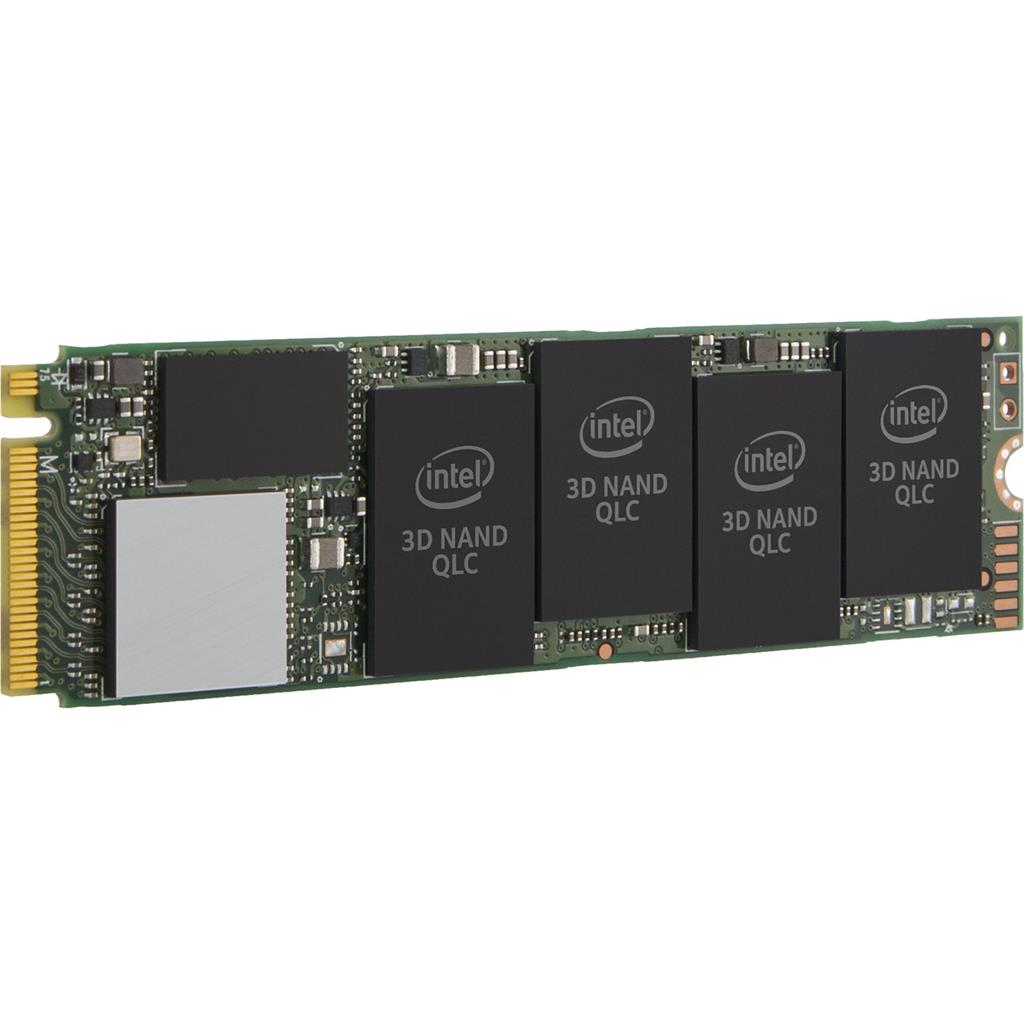 INTEL SSD 660P 512GB M.2 PCIe 3.0 x4 SSD disks