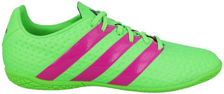 Adidas Buty dzieciece Ace 16.4 IN J Zielone r.36 2/3 - (AF5044) 17593