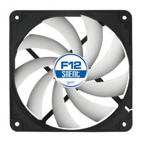 Arctic F12 Silent cooler - 120mm ventilators