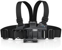 GoPro Junior Chesty (Chest Harness) stiprinājums uz krūtīm aksesuāri sporta action kamerām