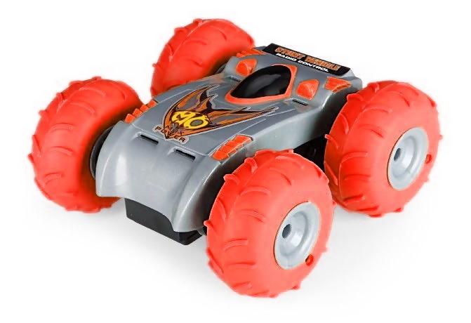 Auto wyczynowe Surmount 2.4GHZ - 0932 - POSERWISOWY (sprawny, brak nadajnika, akumulatora i ładowarki) TPC/0932_KOMIS_V2 Radiovadāmā rotaļlieta