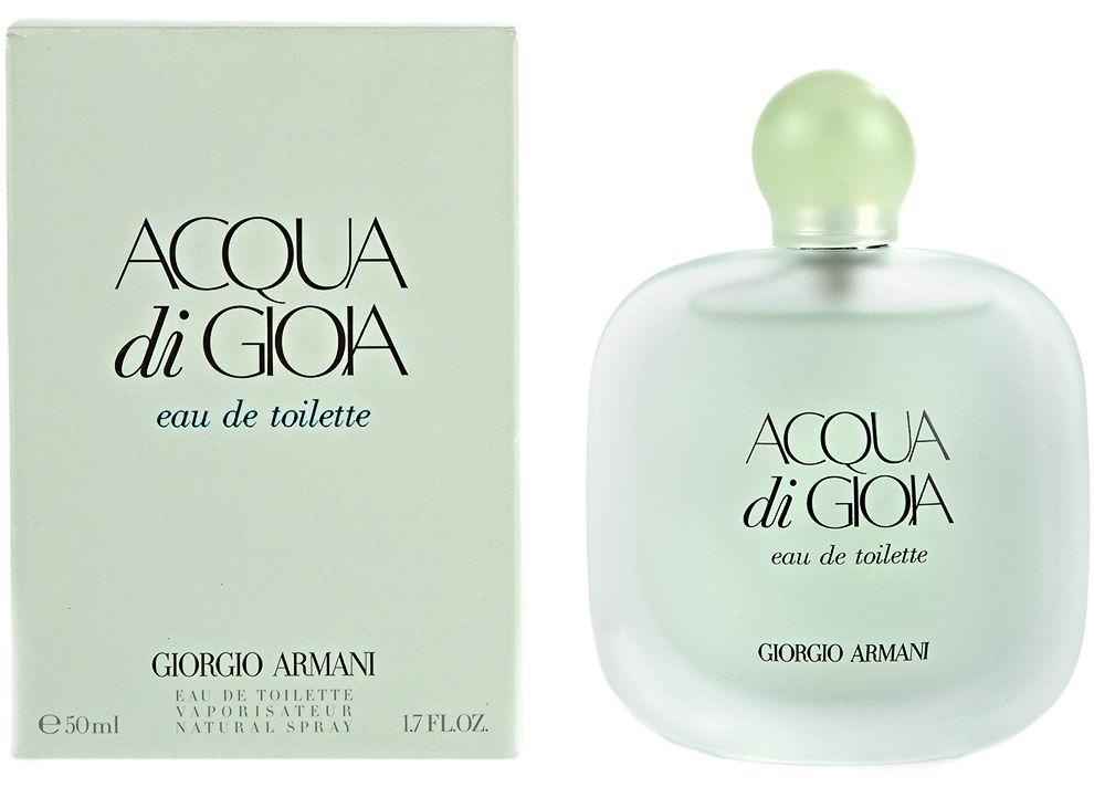 Giorgio Armani Acqua di Gioia 50ml Smaržas sievietēm