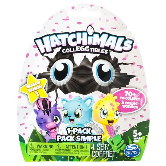 Hatchimals Colleggtibles S1 Single Pack Assorted bērnu rotaļlieta