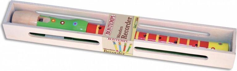 Dante Play drewniany kolorowy flet (35643) 041-35643