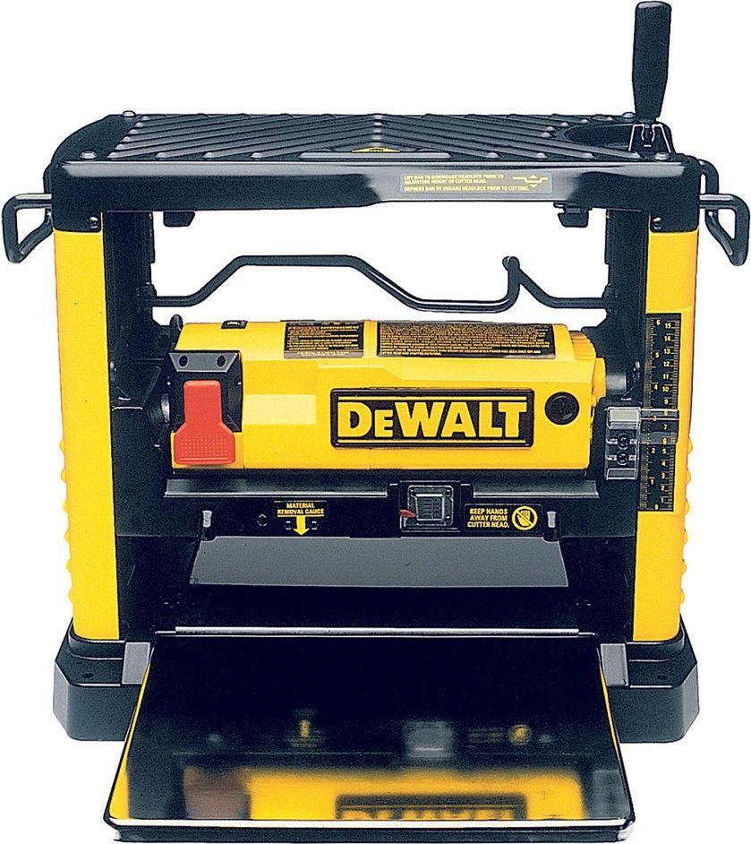Dewalt 1800W 317mm thick planer (DW733) frēzes