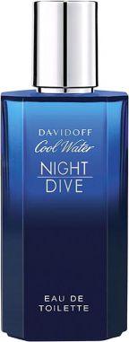 Davidoff Cool Water Night Dive EDT 125ml 3607347580775 Vīriešu Smaržas