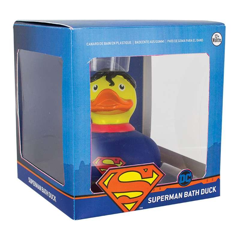 Figurine bath duck Paladone Superman (From 12 months) DIZPDNDKA0003 aksesuāri bērniem