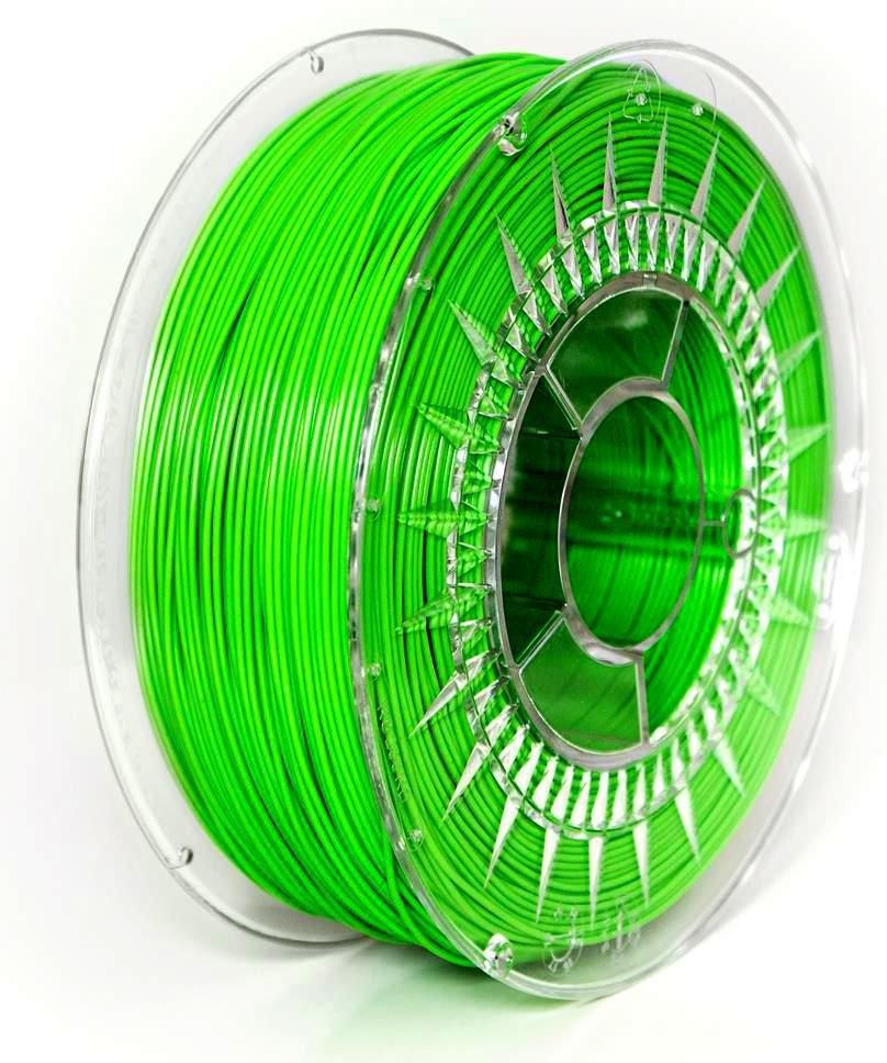 DEVIL DESIGN / PETG / BRIGHT GREEN / 1,75 mm / 1 kg. 3D printēšanas materiāls