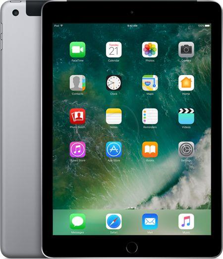 Apple iPad Wi-Fi Cell 128GB Space Grey Planšetdators