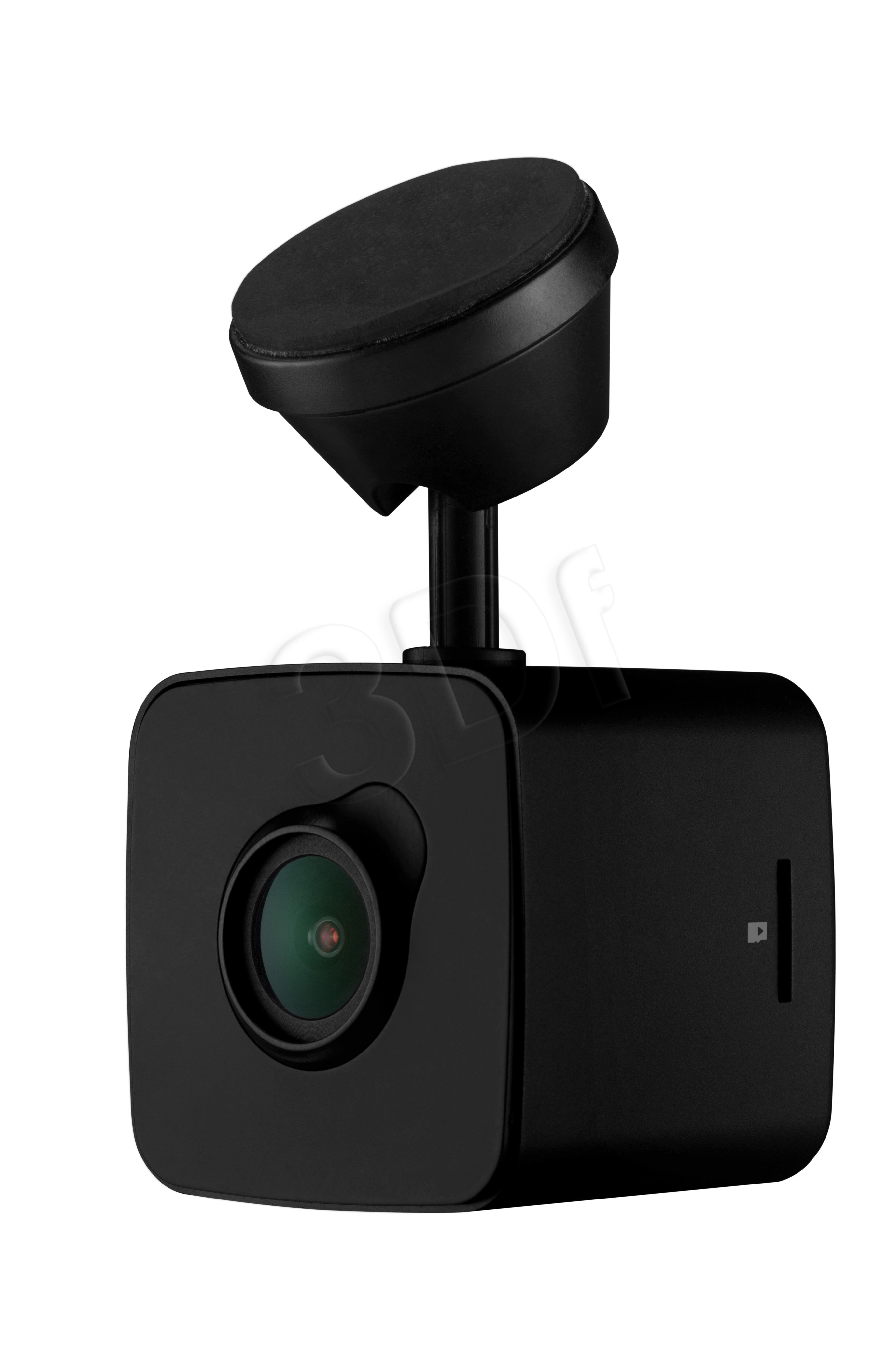 Car Video Recorder PRESTIGIO RoadRunner CUBE (FHD 1920x1080@30fps, 1.5 inch screen, 2 MP CMOS SONY IMX323 image sensor, 2 MP camera, 140° Vi videoreģistrātors
