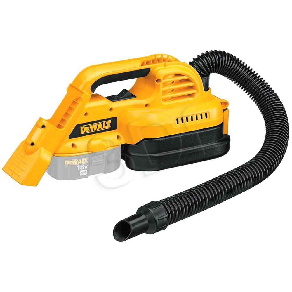 Handheld vacuum cleaner DeWalt DCV517N-XJ ( handheld ; 180 W ; Yellow ) DCV517N-XJ