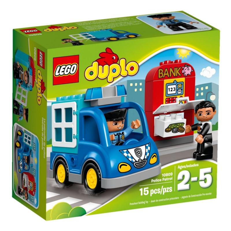 LEGO Police Patrol  10809 LEGO konstruktors