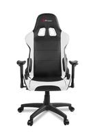 Arozzi Verona V2 black/Weisz - PU Gaming Stuhl datorkrēsls, spēļukrēsls